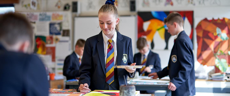 School photo 4