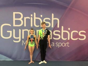 Image related to British Gymnastics Champion 2019