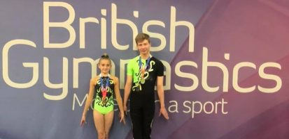 Image related to British Gymnastics Champion 2019