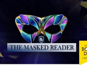 Image related to World Book Day – The Masked Reader